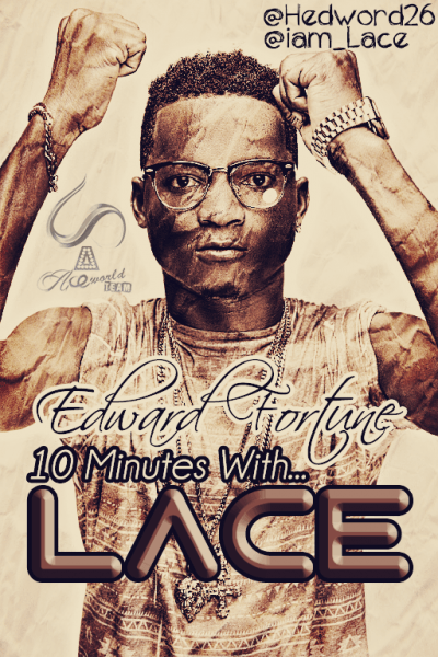10 Minutes With Lace ... by Edward Fortune Artwork | AceWorldTeam.com