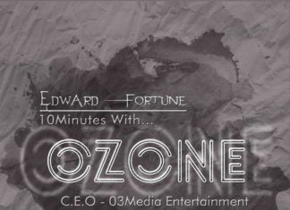 10Minutes With OZONE ... by Edward Fortune Artwork | AceWorldTeam.com
