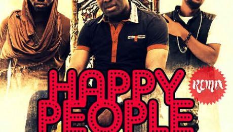 Ayuba ft. Vector & TM9ja - HAPPY PEOPLE Remix [prod. by Oga Jojo] Artwork   AceWorldTeam.com