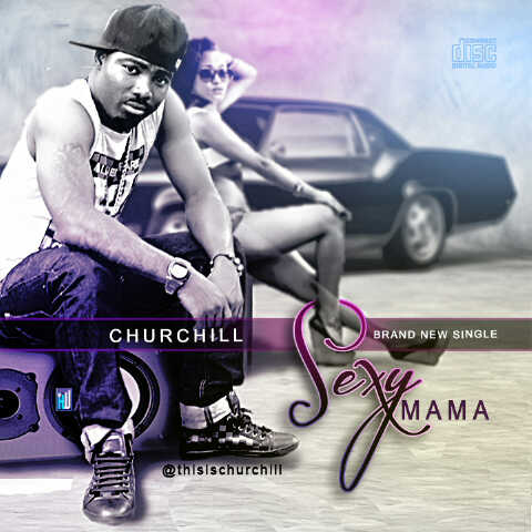 Churchill - SEXY MAMA [Behind The Scenes] Artwork | AceWorldTeam.com