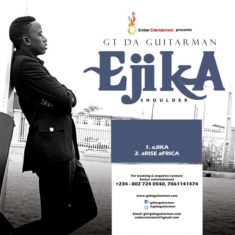 GT Da Guitarman - EJIKA [SHOULDER] Artwork | AceWorldTeam.com