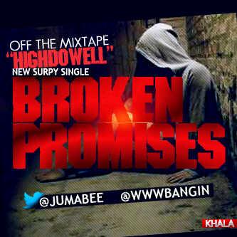 Jumabee and Bangin - BROKEN PROMISES [prod. by Kosoro] Artwork | AceWorldTeam.com