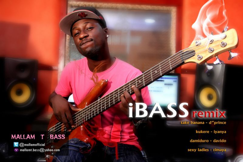 Mallam T-Bass - iBASS REMIX Artwork | AceWorldTeam.com