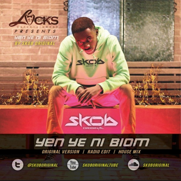 Skob - YEN YE NI BIOM [Do It Again] Artwork | AceWorldTeam.com