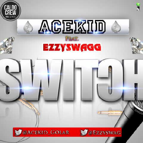 AceKid ft. EzzySwagg - SWITCH [a Chris Brown cover] Artwork | AceWorldTeam.com