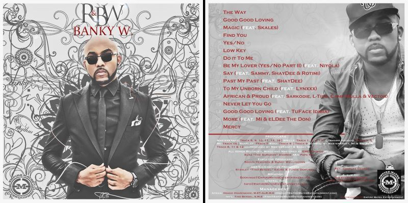 Banky W - R&BW [Front & Back] | AceWorldTeam.com