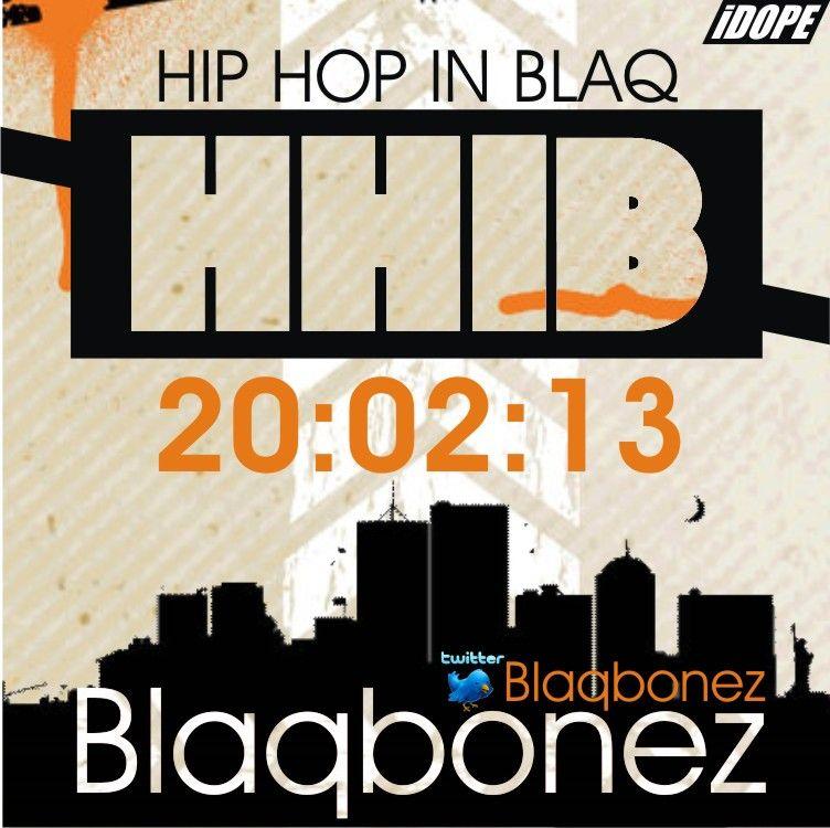 Blaqbonez - HHIB Artwork | AceWorldTeam.com