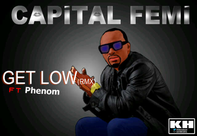 Capital F.E.M.I ft. Phenom - GET LOW [The Motto Remix] Artwork | AceWorldTeam.com