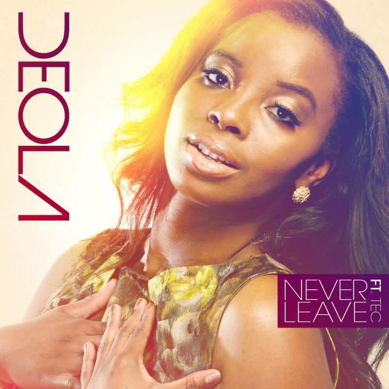 Deola ft. Tec [of SDC] - NEVER LEAVE [prod. by Moodini] Artwork | AceWorldTeam.com