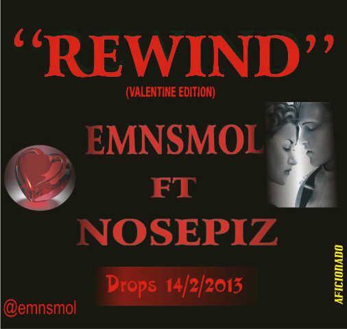 Emnsmol ft. Nosepiz - REWIND Artwork | AceWorldTeam.com