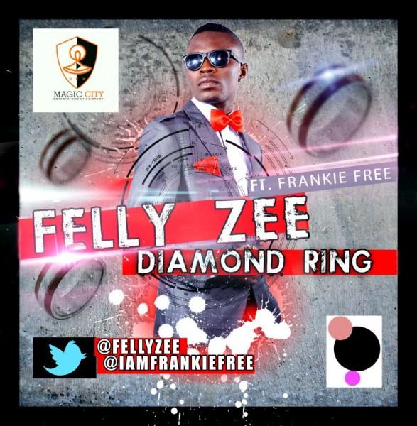 Felly Zee ft. Frankie Free - DIAMOND RING Artwork | AceWorldTeam.com