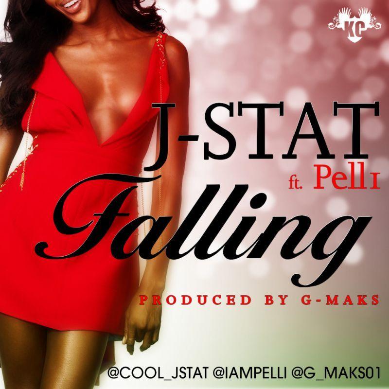 J-Stat ft. Pelli - FALLING [prod. by G-Maks] Artwork | AceWorldTeam.com