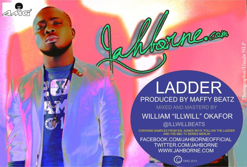 Jahborne - LADDER [prod. by Maffy Beatz] Artwork | AceWorldTeam.com