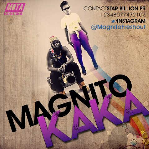 Magnito ft. Patrick Elis - KAKA Artwork | AceWorldTeam.com