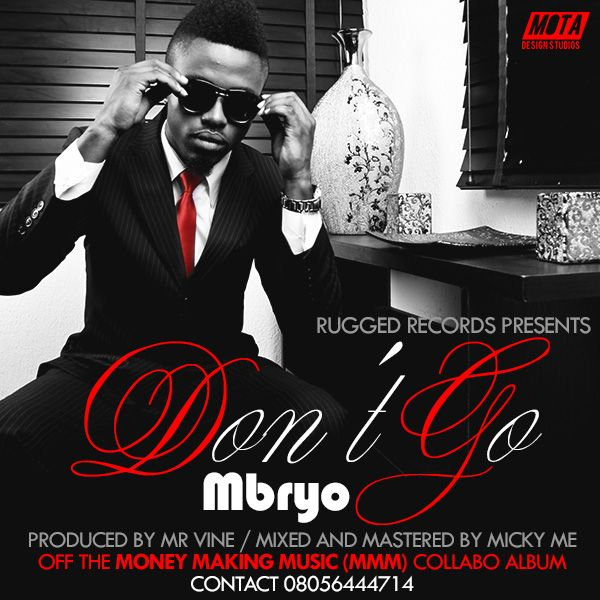 Mbryo - DON'T GO [prod. by Mr. Vine] Artwork | AceWorldTeam.com