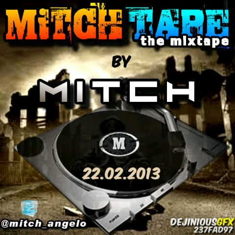Mitch - MITCHTAPE Artwork | AceWorldTeam.com