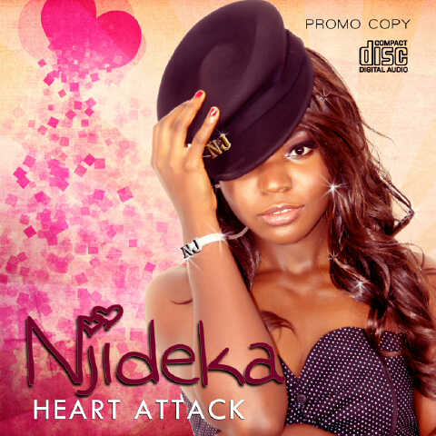 Njideka ft. Skales - HEART ATTACK [prod. by GospelOnDeBeatz] Artwork | AceWorldTeam.com