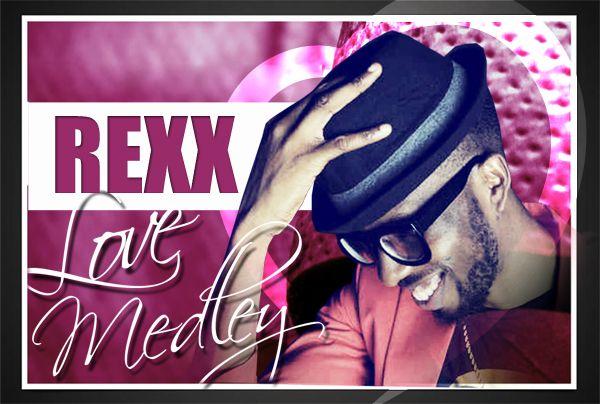 Rexx - LOVE MEDLEY Artwork | AceWorldTeam.com