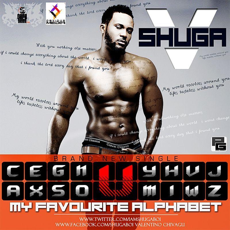Shuga V - U [prod. by Pitch] Artwork   AceWorldTeam.com
