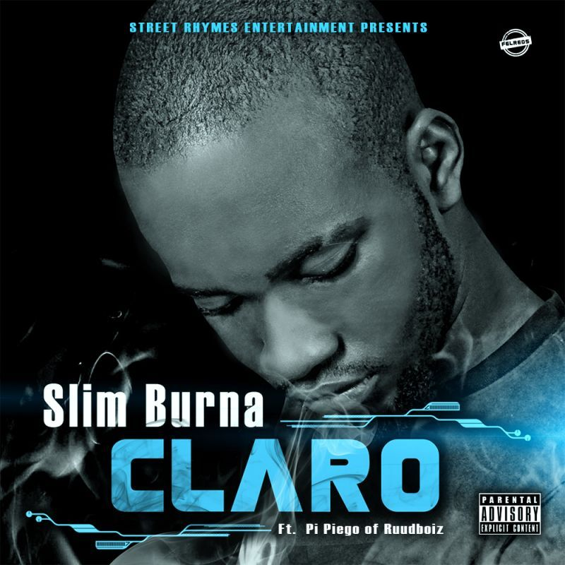 Slim Burna ft. Pi Piego [of RuudBoiz] - CLARO Artwork | AceWorldTeam.com