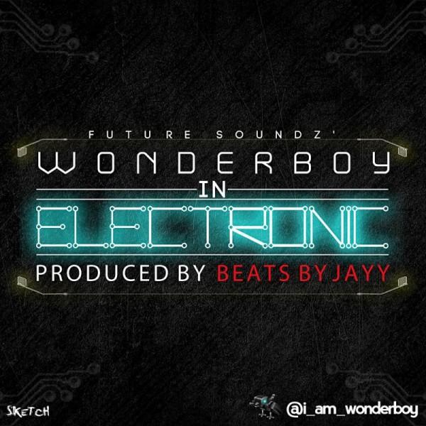 Wonder Boy - ELECTRONIC [prod. by Beats By Jayy] Artwork | AceWorldTeam.com