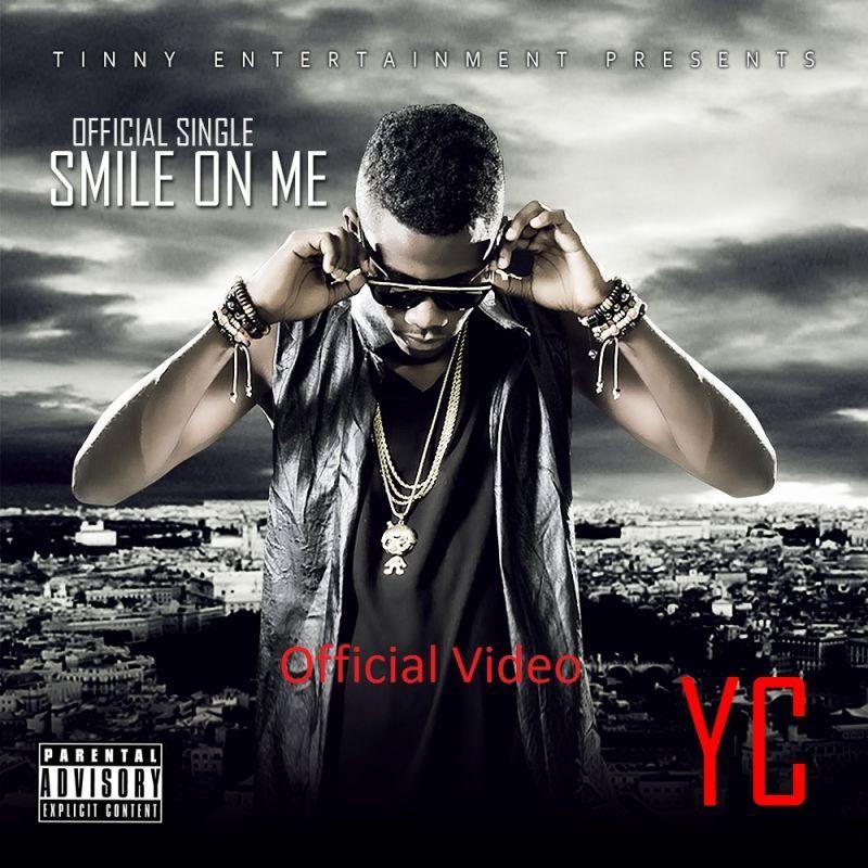 YC - SMILE ON ME [Official Video] Artwork | AceWorldTeam.com