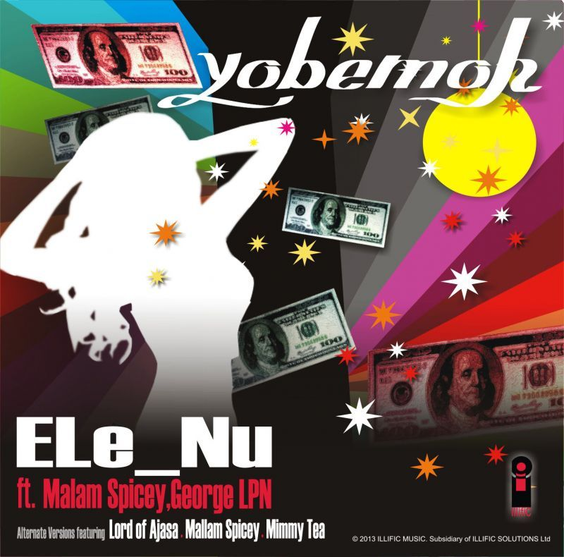 Yobemoh ft. Malam Spicey & George LPN - ELENU Artwork | AceWorldTeam.com