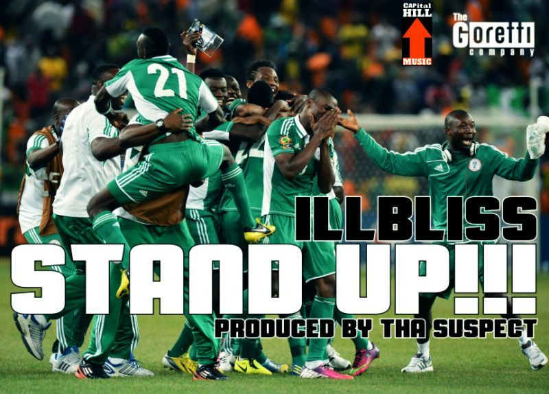 iLLBliss - STAND UP FOR THE CHAMPIONS [prod. by Tha Suspect] Artwork | AceWorldTeam.com