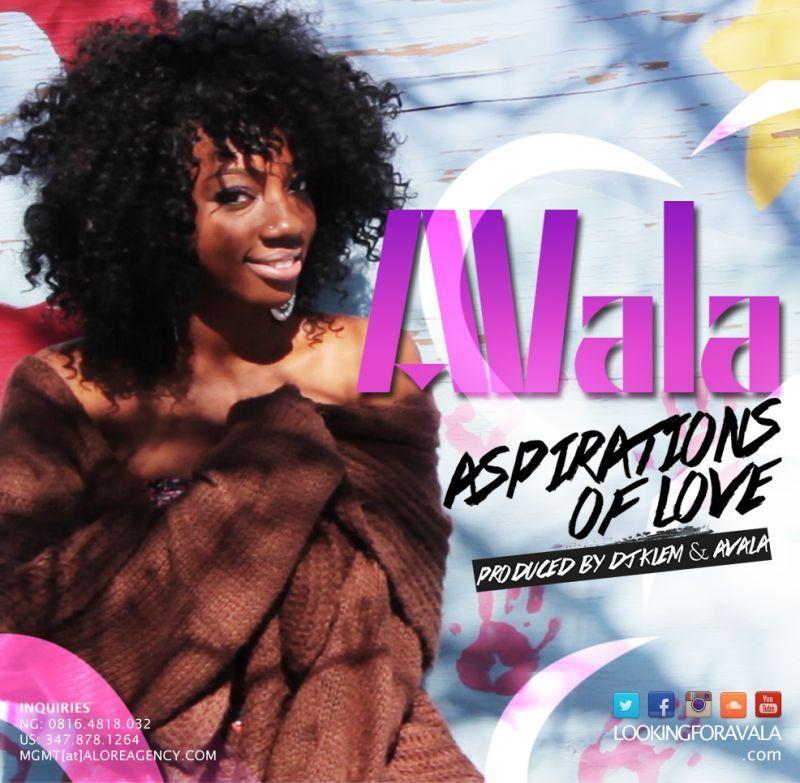 AVala - ASPIRATIONS OF LOVE [prod. by DJ Klem & AVala] Artwork | AceWorldTeam.com