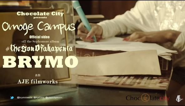BrymO - OMOGE CAMPUS [Official Video] Artwork | AceWorldTeam.com