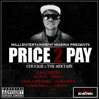 Chuckie - PRICE 2 PAY Artwork [Front Cover] | AceWorldTeam.com