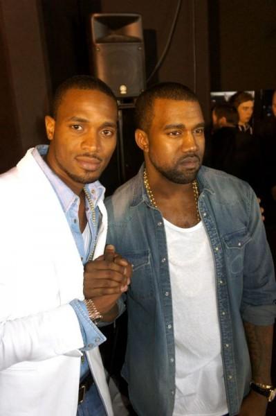 D'banj & Kanye West | AceWorldTeam.com