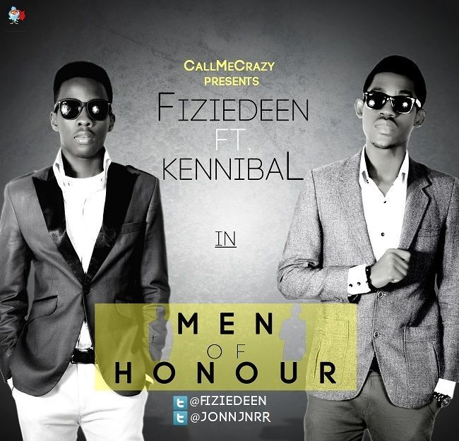 Fiziedeen ft. KenniBal - MEN OF HONOUR Artwork | AceWorldTeam.com