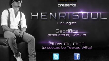 Henrisoul - SACRIFICE + BLOW MY MIND Artwork | AceWorldTeam.com