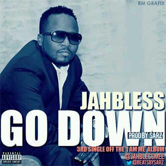 Jahbless - GO DOWN [prod. by Sarz] Artwork | AceWorldTeam.com