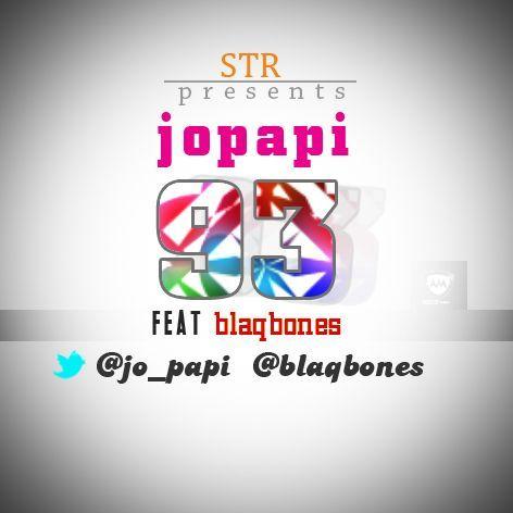 Jopapi ft. Blaqbonez - 93 Artwork | AceWorldTeam.com