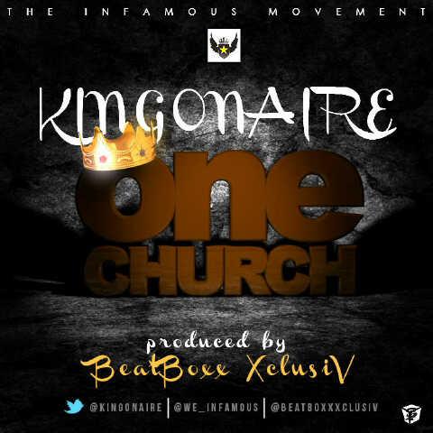 KingOnAire - ONE CHURCH [prod. by Beatboxx Xclusiv] Artwork | AceWorldTeam.com