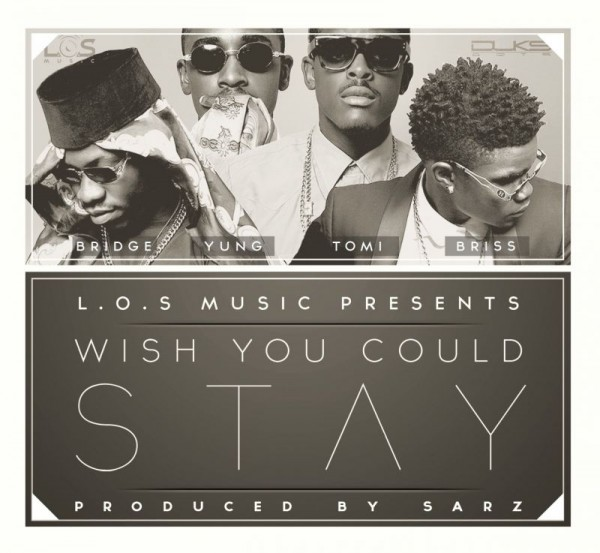 L.O.S - WISH YOU COULD STAY [prod.by Sarz] Artwork | AceWorldTeam.com