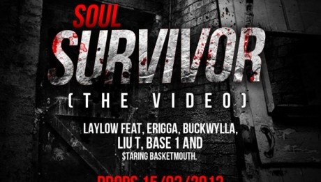 LayLow ft. Erigga, Buckwylla, Liu T & BaseOne – SOUL SURVIVOR [Official Video] Artwork | AceWorldTeam.com