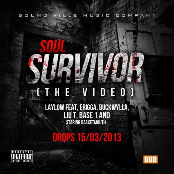 LayLow ft. Erigga, Buckwylla, Liu T & BaseOne – SOUL SURVIVOR [Official Video] Artwork | AceWorldTeam.com
