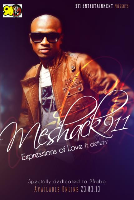 Meshack ft. Defizy - EXPRESSION OF LOVE [Dedicated To 2face Idibia] Artwork | AceWorldTeam.com