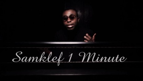 Samklef - 1 MINUTE Artwork | AceWorldTeam.com