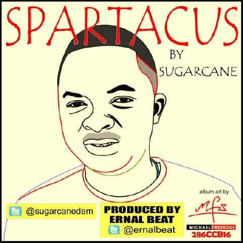 SugarCane - SPARTACUS [prod. by Ernal Beat] Artwork | AceWorldTeam.com