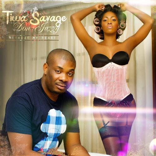 Tiwa Savage ft. Don Jazzy - WITHOUT MY HEART [Official Video] Artwork | AceWorldTeam.com