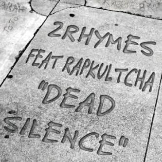 2Rhymes ft. RapKultcha - DEAD SILENCE [a Drake cover] Artwork | AceWorldTeam.com