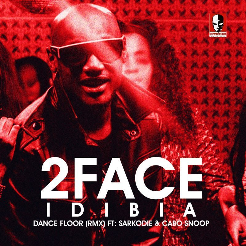 2face Idibia ft. Sarkodie & Cabo Snoop - DANCE FLOOR [Remix] Artwork | AceWorldTeam.com