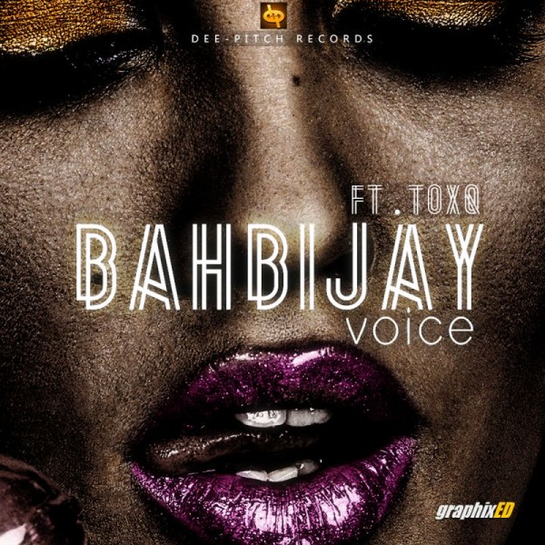 BahbiJay ft. Toxq - VOICE [prod. by Sticky] Artwork | AceWorldTeam.com