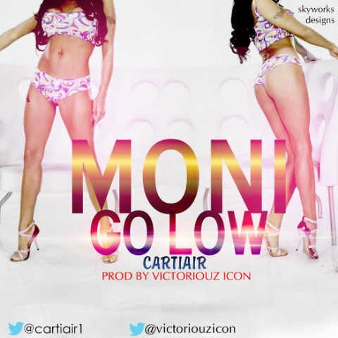 Cartiair - MONI GO LOW [prod. by Victoriouz Icon] Artwork | AceWorldTeam.com