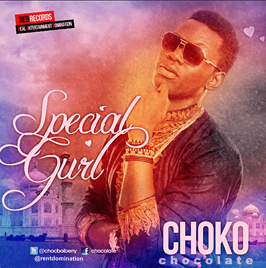 Choko ft. Otyno - SPECIAL GIRL Artwork | AceWorldTeam.com