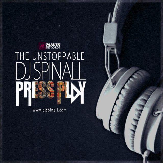 DJ SpinAll - PRESS PLAY [Mixtape] Artwork | AceWorldTeam.com